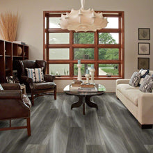 Shaw Vinyl - Cathedral Oak 720C Plus HD - Charred Oak - 9x59 - 5