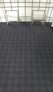 Next Floor Carpet - Clean Step - Charcoal - 19.7x19.7