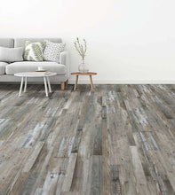 Next Floor Vinyl - Colorado - Grey Reclamation Oak - 7.25x48 - 3