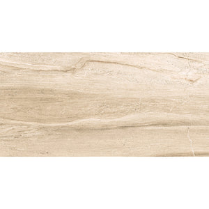 Interceramic Tile - Amalfi Stone - Crema Vasari - 12x24