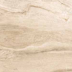 Interceramic Tile - Amalfi Stone - Crema Vasari - 16x16