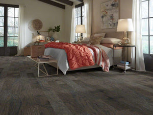 Shaw Engineered Wood - Fremont Hickory - Slate - 5