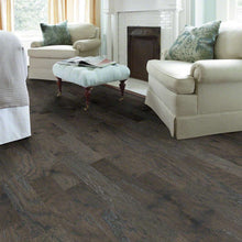 Shaw Engineered Wood - Fremont Hickory - Slate - 5 - 6