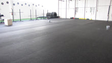 Amorim Sports Flooring - Rubber Sports Flooring - Gray Fleck - Roll - 3