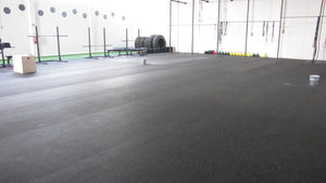 Amorim Sports Flooring - Rubber Sports Flooring - Gray Fleck - Roll
