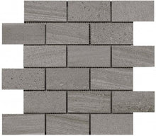 Interceramic Tile - Montpellier - Grigio - Bricklay Mosaic - 2