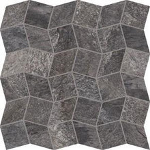 Interceramic Tile - Quartzite - Iron - Polygon Mosaic - 2