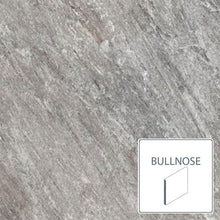 Load image into Gallery viewer, Quartzite - Silver - Bullnose