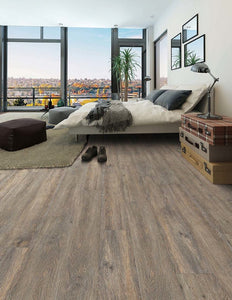 Next Floor Vinyl - Industructable - Weathered Oak - 7.25x48