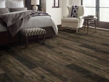 Shaw Laminate - Kings Cove - Iconic Brown - 5.5x50 - 4