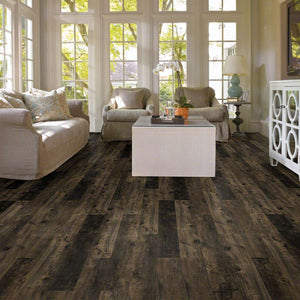 Shaw Laminate - Kings Cove - Iconic Brown - 5.5x50