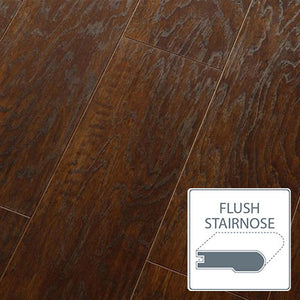 Dream - Hickory Summer - Flush Stair Nose