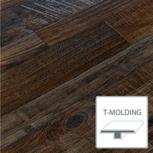 River Ranch - Tobacco - T-Molding