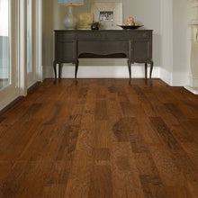 Shaw Engineered Wood - Pebble Hill Hickory - Burnt Barnboard - 5 - 4
