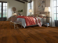 Shaw Engineered Wood - Pebble Hill Hickory - Burnt Barnboard - 5 - 6