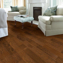 Shaw Engineered Wood - Pebble Hill Hickory - Burnt Barnboard - 5 - 7