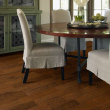 Shaw Engineered Wood - Pebble Hill Hickory - Burnt Barnboard - 5 - 8