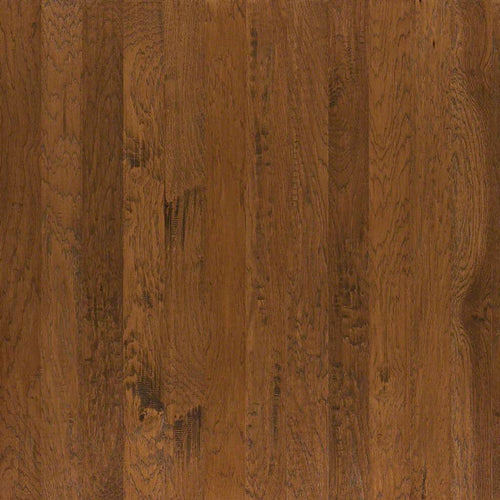 Pebble Hill Hickory - Burnt Barnboard - 5
