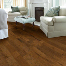 Shaw Engineered Wood - Pebble Hill Hickory - Warm Sunset - 5 - 7