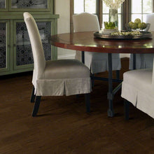 Shaw Engineered Wood - Pebble Hill Hickory - Weathered Saddle - 5 - 8