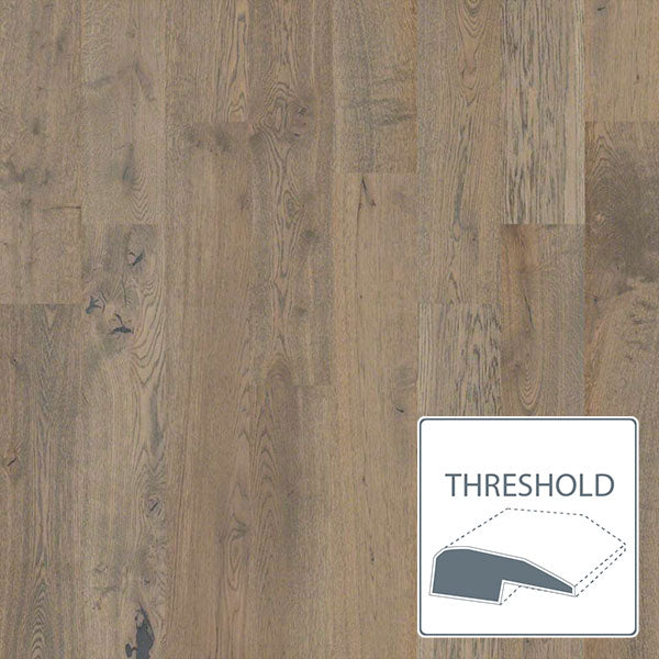 Castlewood White Oak - Armory - Threshold Carpet Reducer