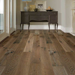 Castlewood White Oak - Baroque - Quarter Round