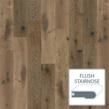 Load image into Gallery viewer, Castlewood White Oak - Baroque - Flush Stairnose