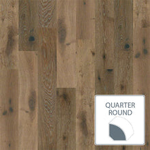 Load image into Gallery viewer, Castlewood White Oak - Baroque - Quarter Round