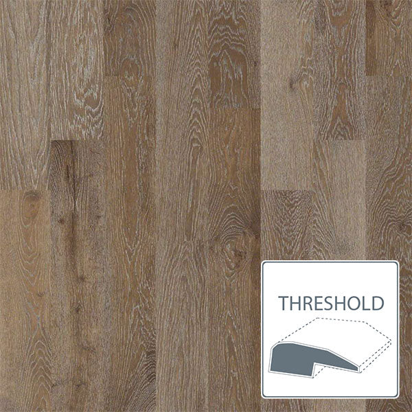 Castlewood White Oak - Drawbridge - Threshold Carpet Reducer