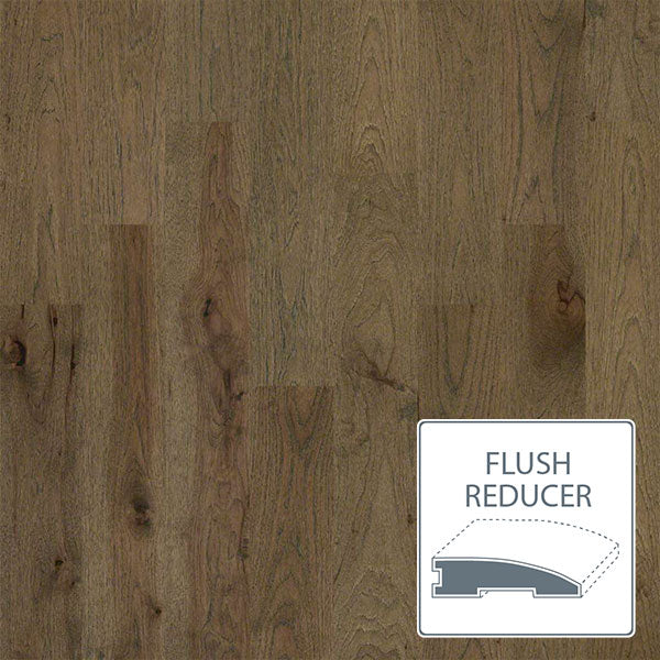 Castlewood Hickory - Romanesque - Flush Reducer