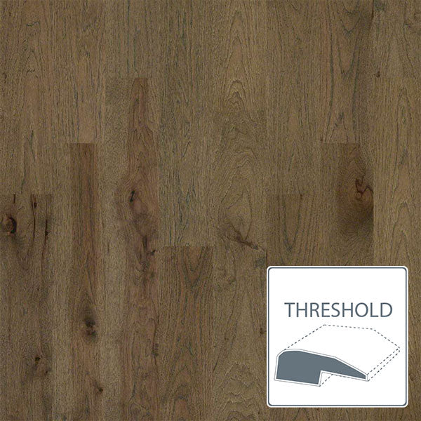 Castlewood Hickory - Romanesque - Threshold Carpet Reducer