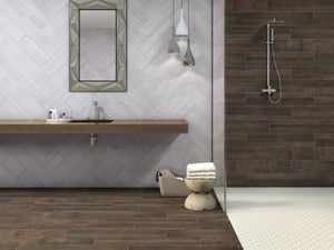 Interceramic Tile - Forester - Bark - 7x36