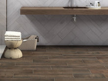 Interceramic Tile - Forester - Bark - 7x36 - 4