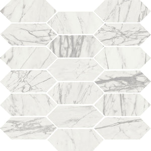 Interceramic Tile - Crescent - Cape Grace - Honeycomb Mosaic