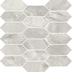 Interceramic Tile - Crescent - Spectator - Honeycomb Mosaic
