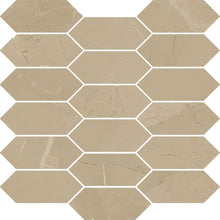 Interceramic Tile - Crescent - Villa Cora - Honeycomb Mosaic - 2