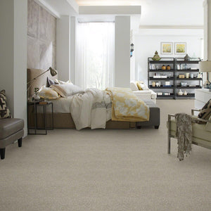 Shaw Carpet - All Over It - Misty Harbor