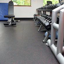 Amorim Sports Flooring - Rubber Sports Flooring - Gray Fleck - Roll - 5
