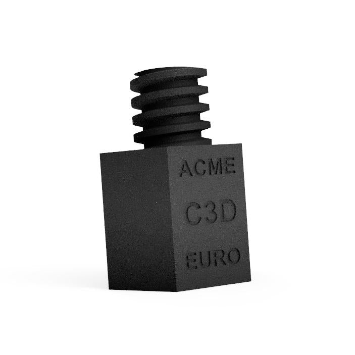 Euro(F) to ACME(M) Thread Adapter