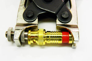 Platinum 18030 RG59 gold BNC SealSmart compression connector