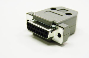Datcom Realm DB15 female tinned crimp connector