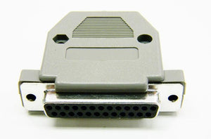 Datcom Realm DB25 female tinned crimp connector