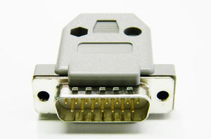 Datcom Realm DB15 male solder connector