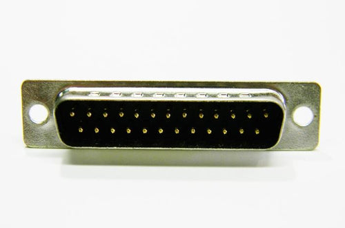 Datcom Realm DB25 male solder connector