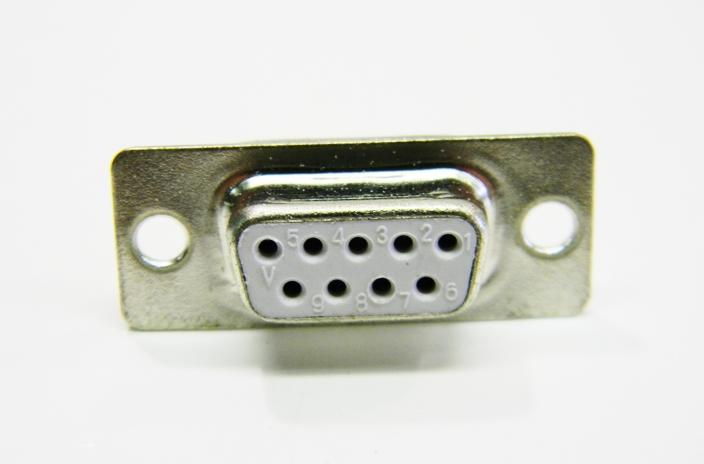Datcom Realm DB9 female solder connector