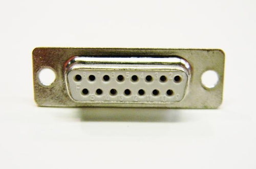 Datcom Realm DB15 female solder connector