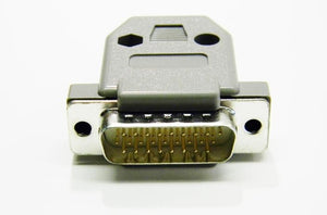 Datcom Realm HD DB26 male solder connector