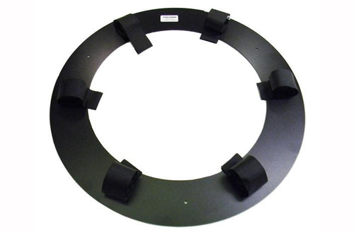 Polygon 8900-24 fiber optic circular cable management ring