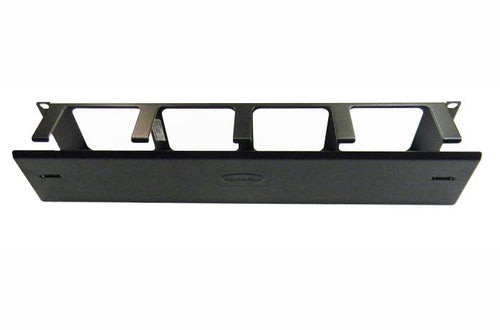 Hubbell HS23C S-Series 2U rackmount horizontal cable manager