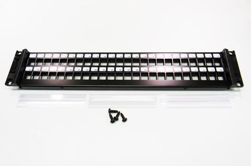Hubbell UDX48E unloaded 48-port patch panel